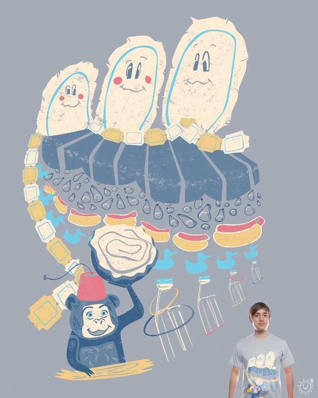 carnie nightlife ii by abeadle on Threadless