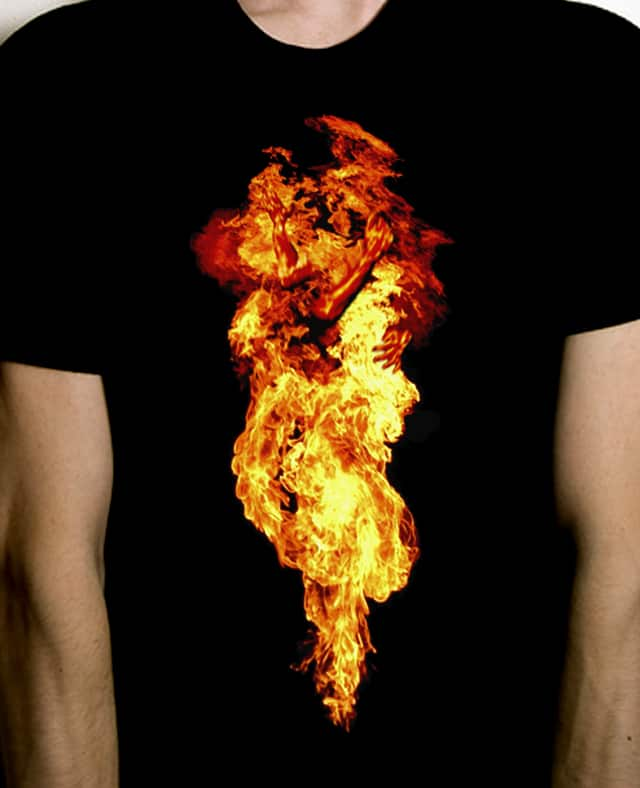 Spontaneous Combustion by quister on Threadless