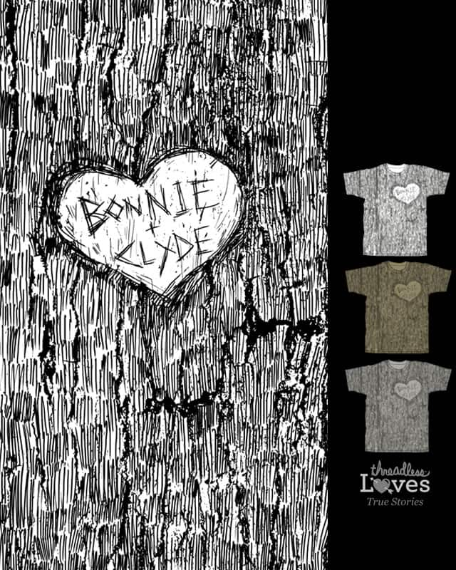 Lovers Tree by Robsoul on Threadless