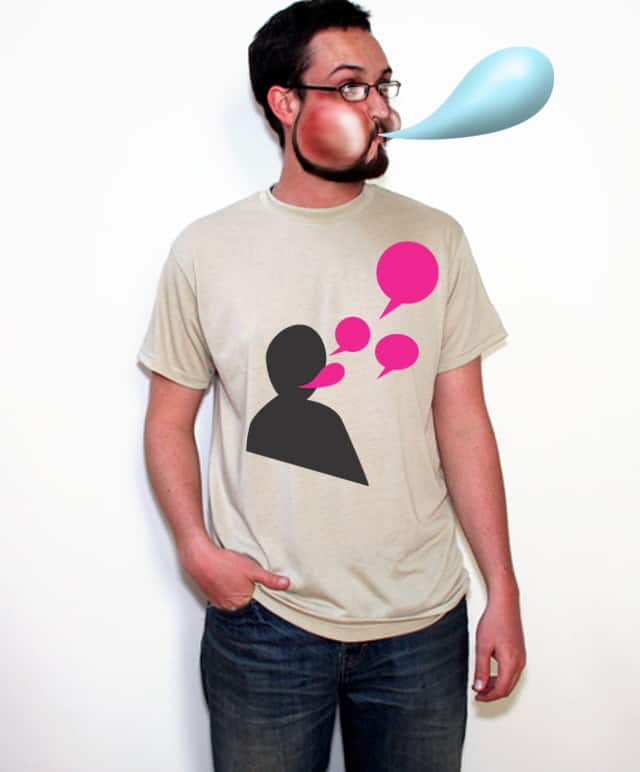 bubles by bocek on Threadless