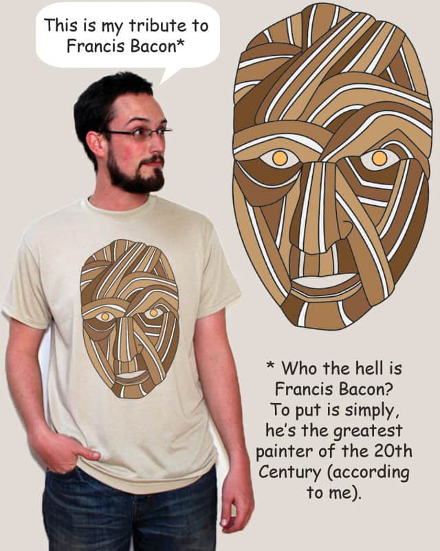 Francis Bacon by phealoner on Threadless