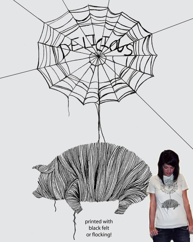 Web Of Deceit by slaterock on Threadless