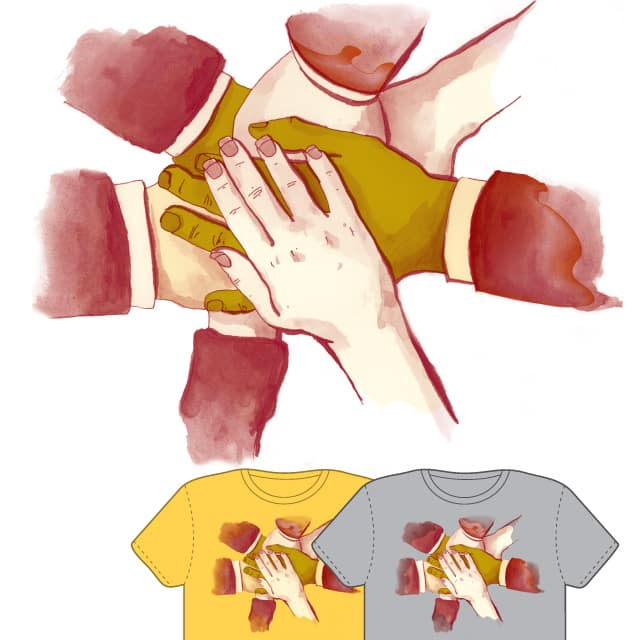 unity by SKAutism on Threadless