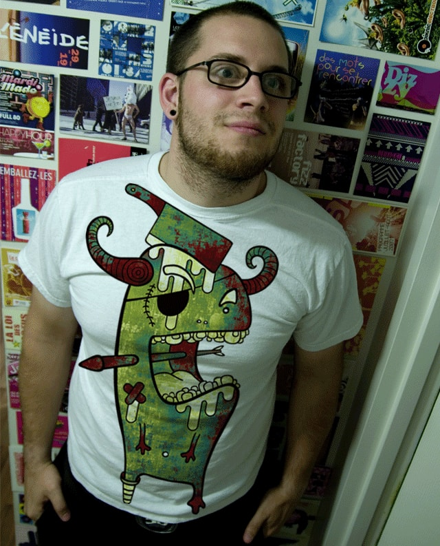 Pirate by Patrick Seymour on Threadless