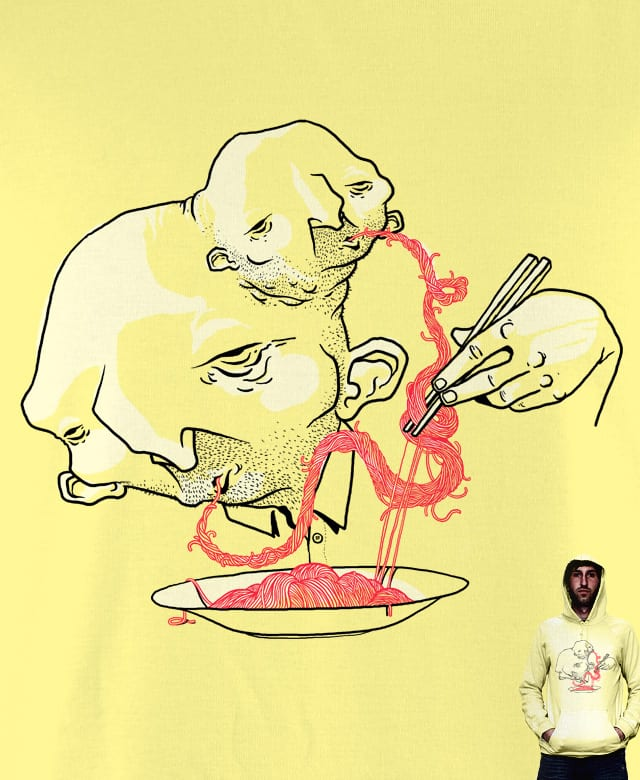Dinner for Two by Gringz on Threadless