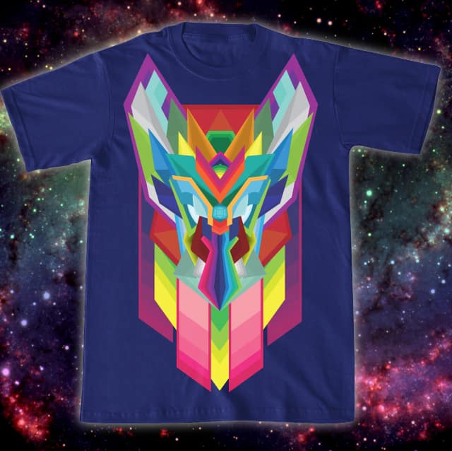 The Crystals That Make Us by speedyjvw on Threadless