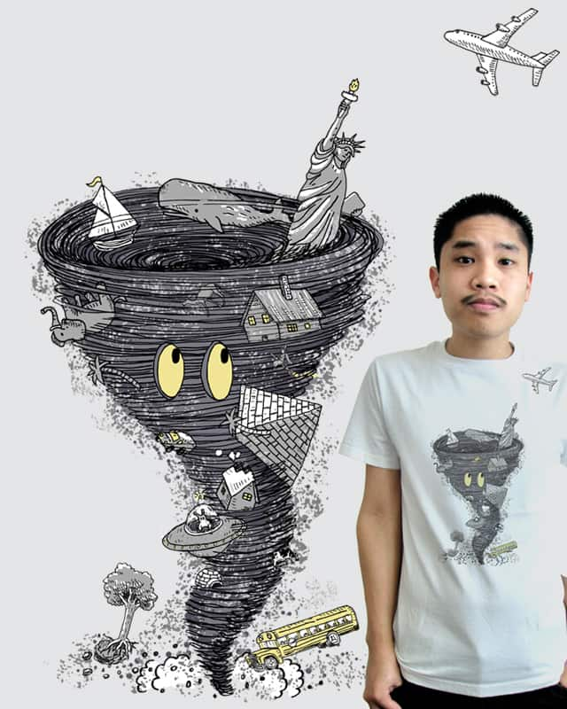Incurable Collector by igo2cairo on Threadless