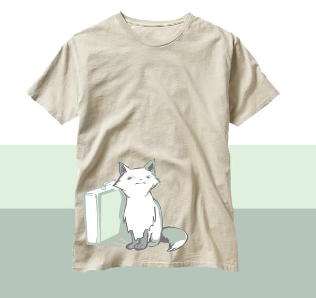What about me? by tChap on Threadless