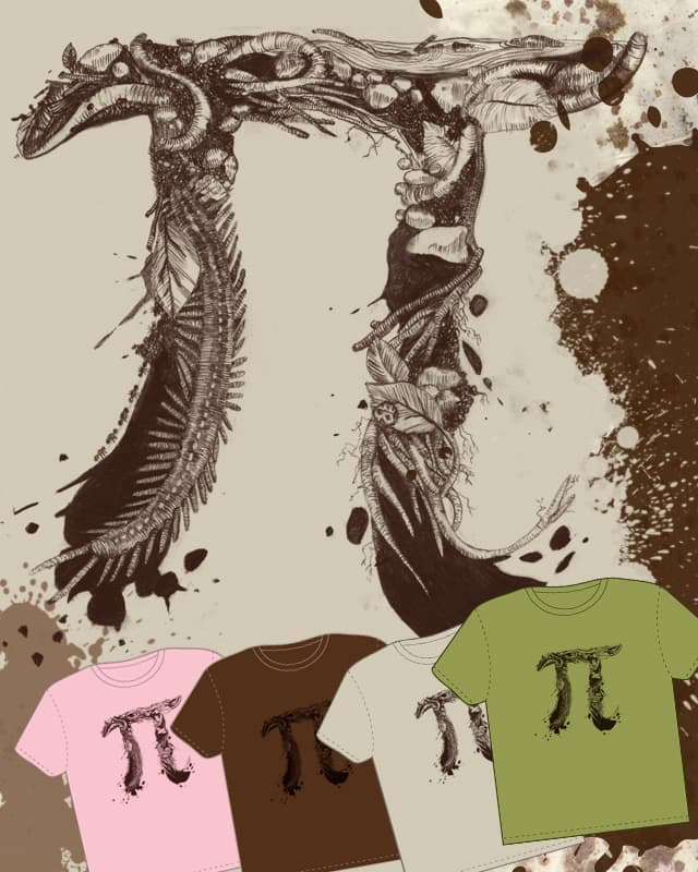 mud pi by KristenKC on Threadless