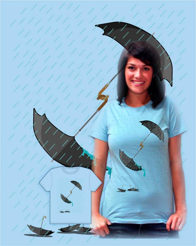 hang on tight! by yanmos on Threadless