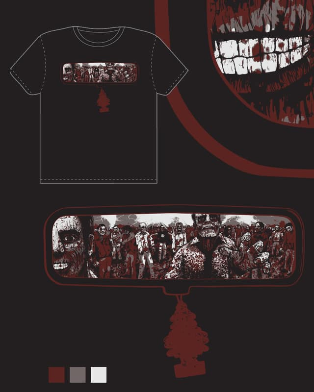 Zombie Nation by Zeagull on Threadless