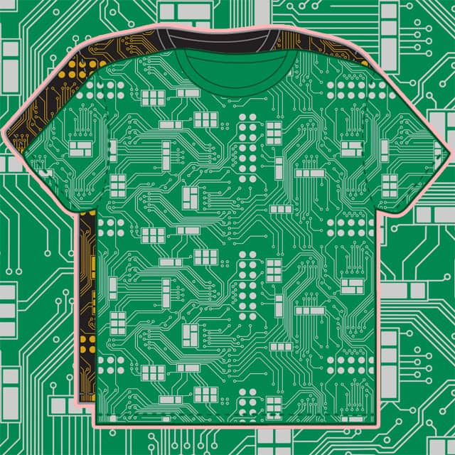 Belt printed circuit board by stalliongsta on Threadless