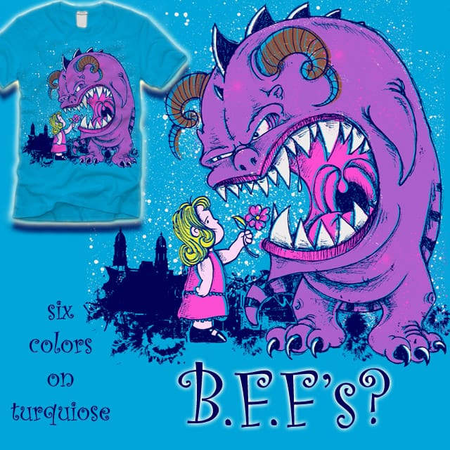 B.F.Fs? by mark722 on Threadless