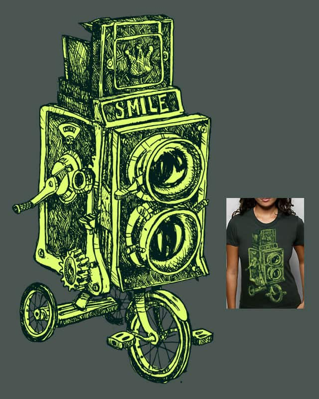 Medium Format for Fun by danrule on Threadless