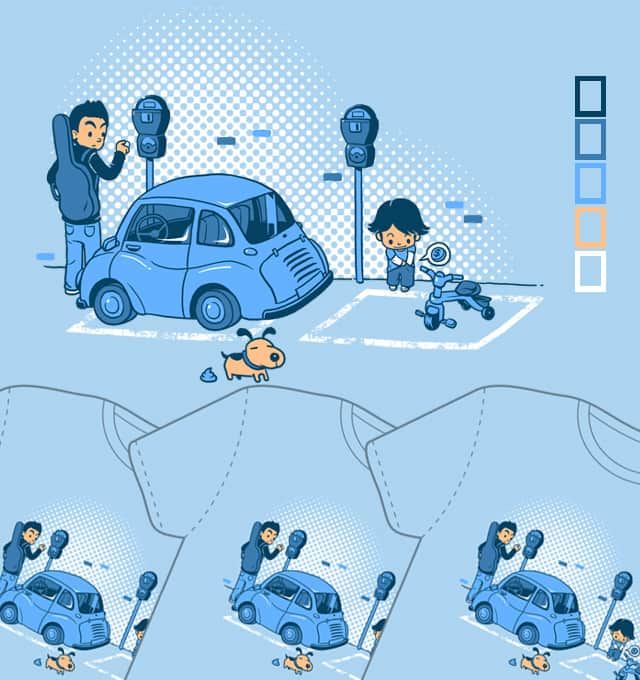 parking by ben chen on Threadless