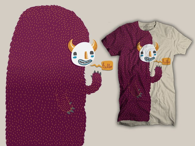Hello There by westicles on Threadless