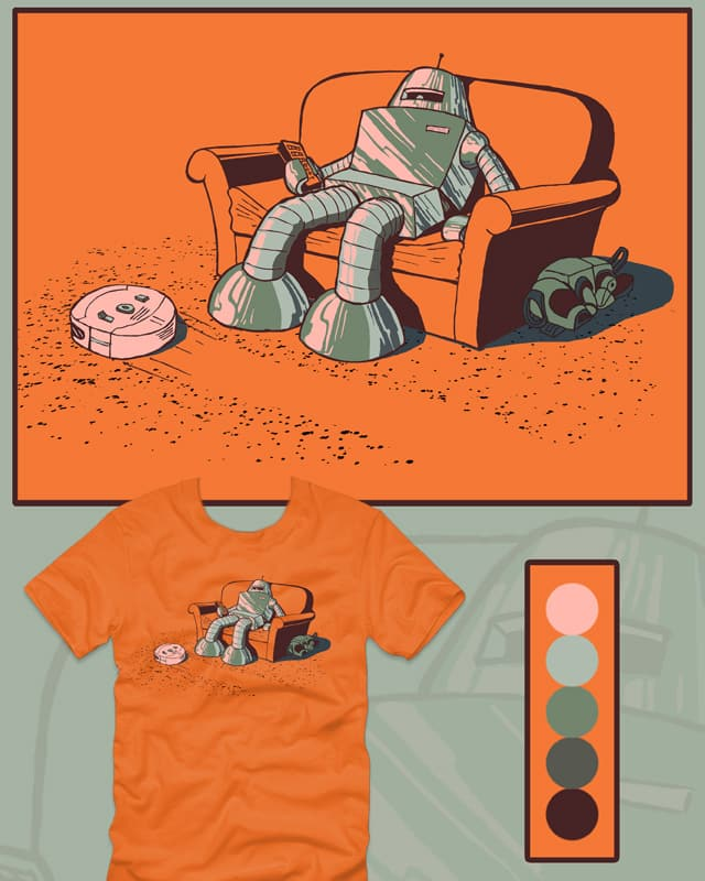 My Favorite Program by robbielee on Threadless