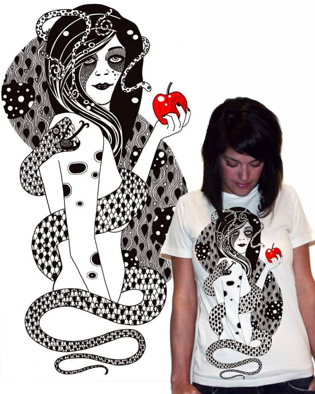 Eve by Hellomynamesjoe on Threadless