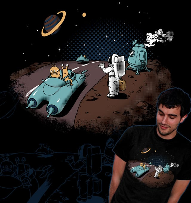 broke down by ben chen on Threadless