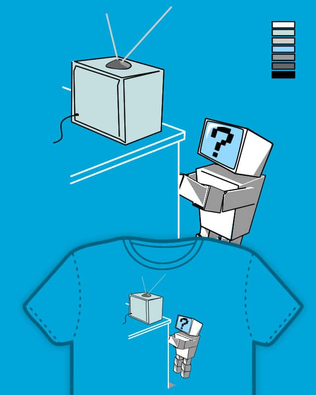 Are You My Mother? by pixls on Threadless