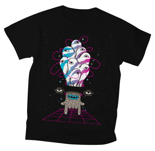 New dimension by cuypi on Threadless