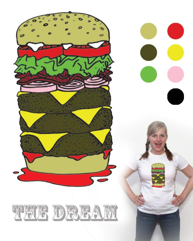The Dream by fat1 on Threadless