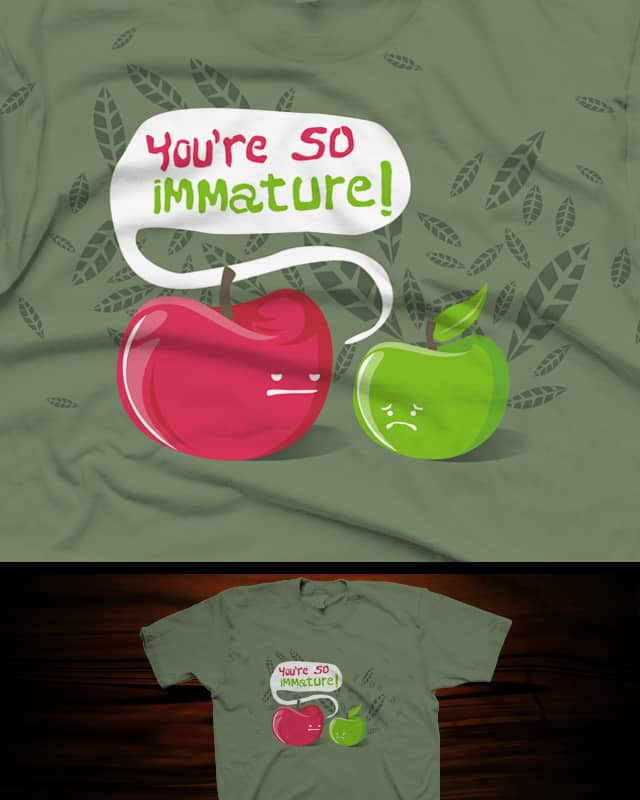 You're so... by tobiasfonseca on Threadless