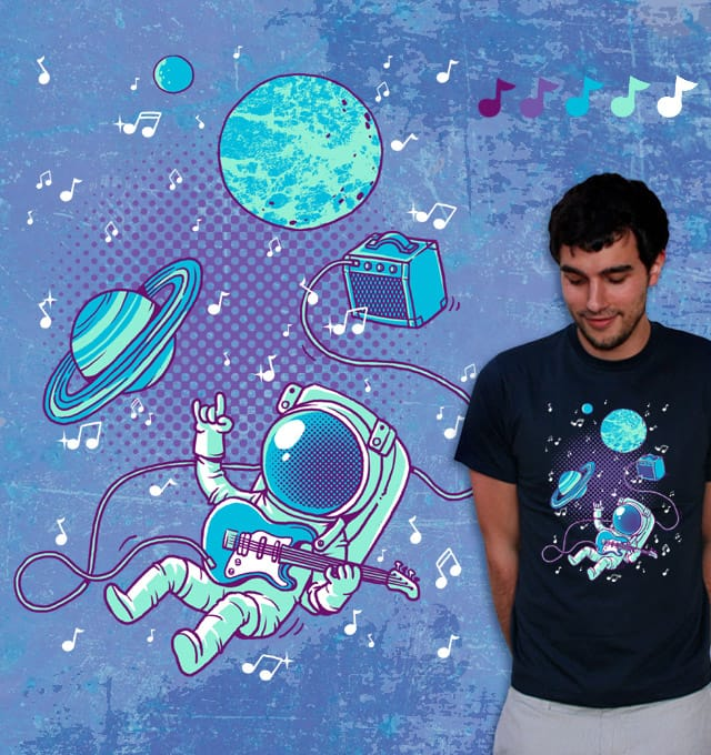 Astrocker by ben chen on Threadless