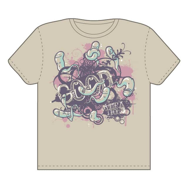 Good Vibrations by Mr-R on Threadless