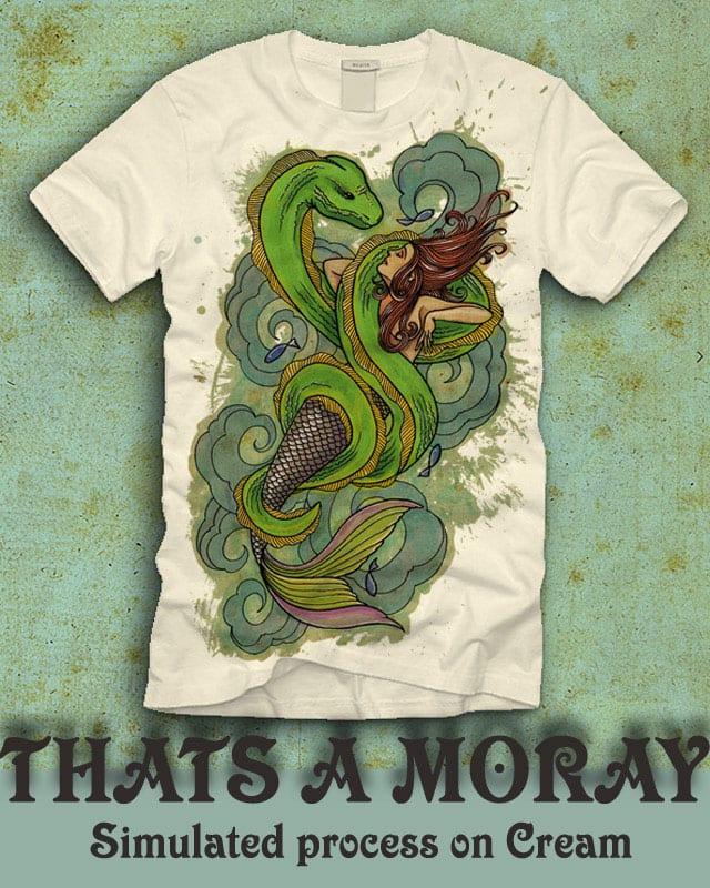 Thats a Moray by mark722 on Threadless