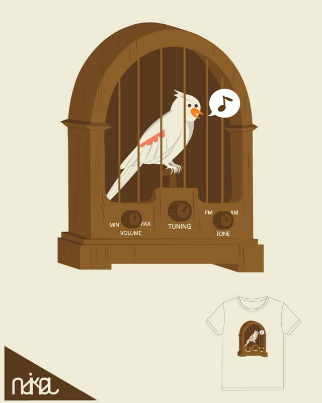 radio by ndikol on Threadless