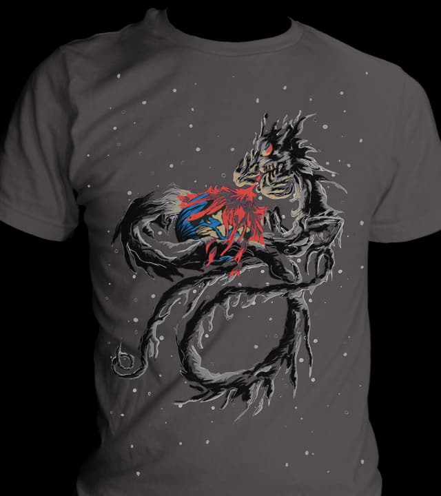 The Pollution Beast by DragonDreamer87 on Threadless