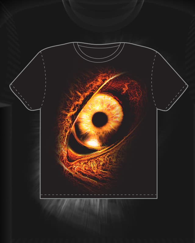 just one eye by SENSEY on Threadless