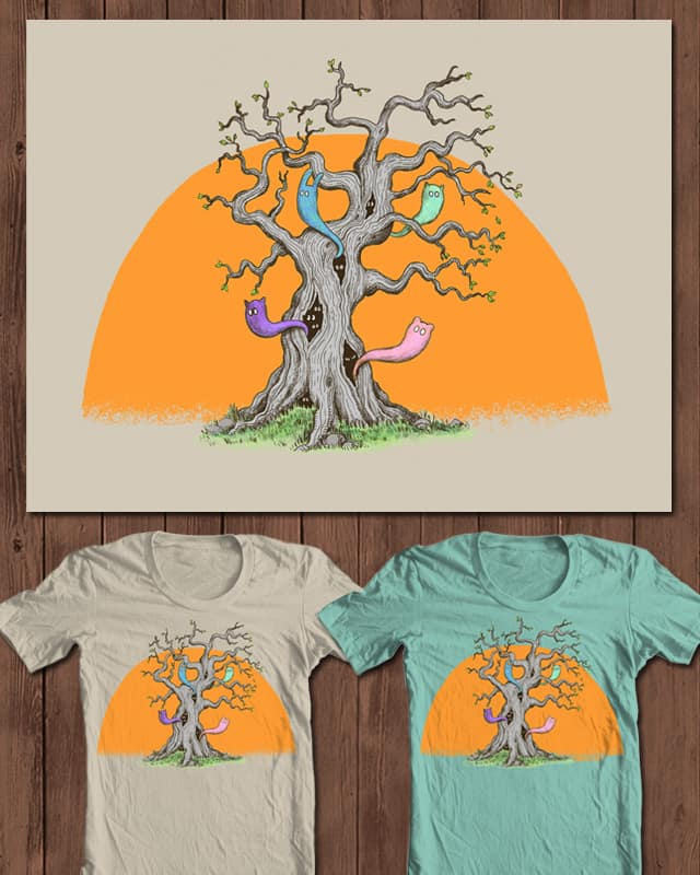 Spring Spirits by igo2cairo on Threadless