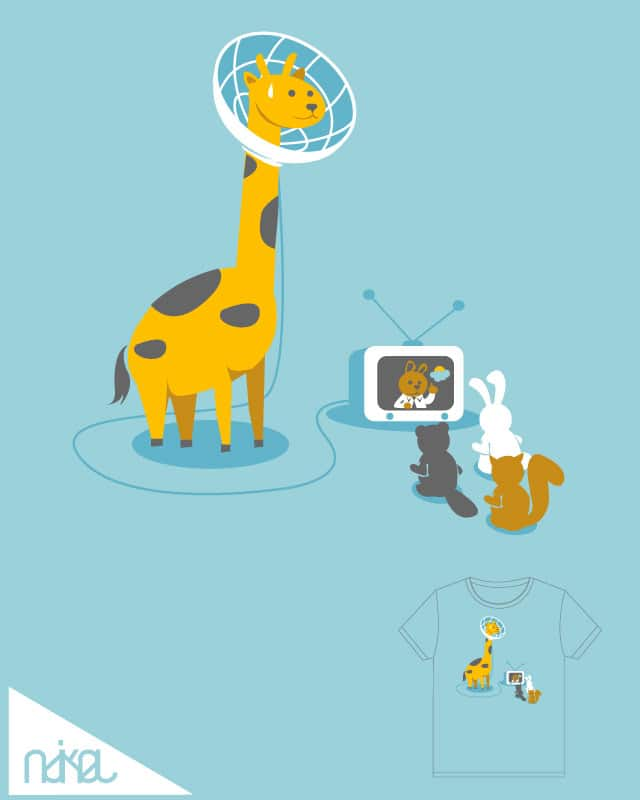 tv cable by ndikol on Threadless