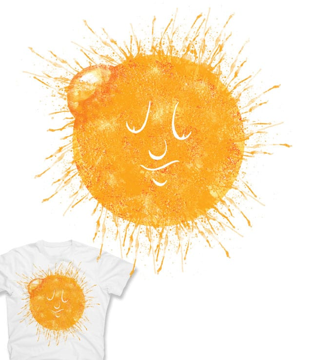Blister in the Sun by atomicchild on Threadless