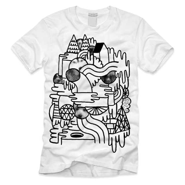 Into The Wild by maximefrancout on Threadless