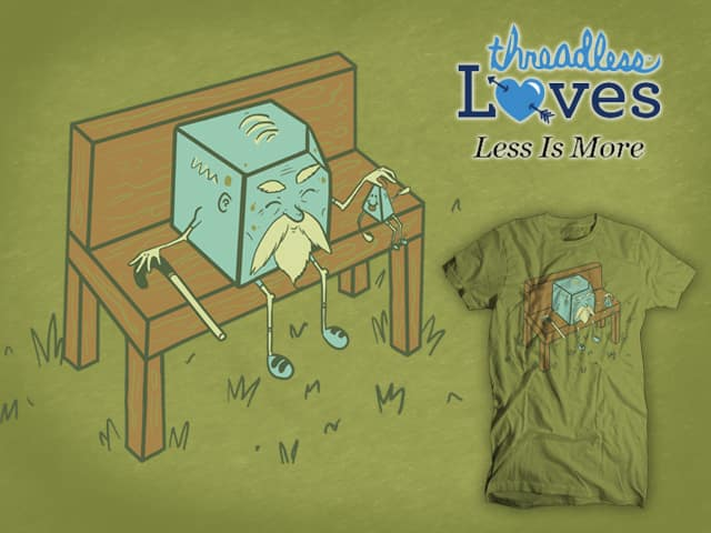 Chip Off the Old Block by PeculiarTiffany on Threadless
