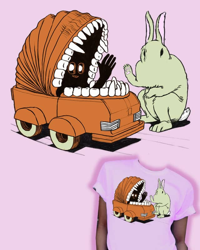 Greeting by Marijpol on Threadless