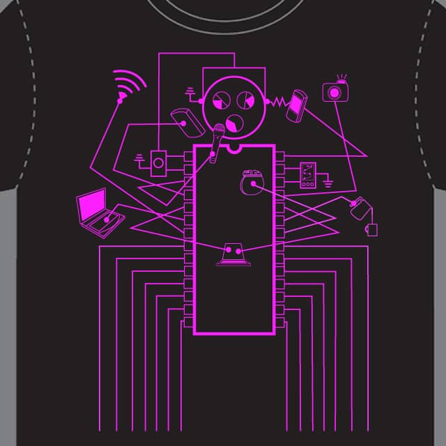 microlife by quister on Threadless