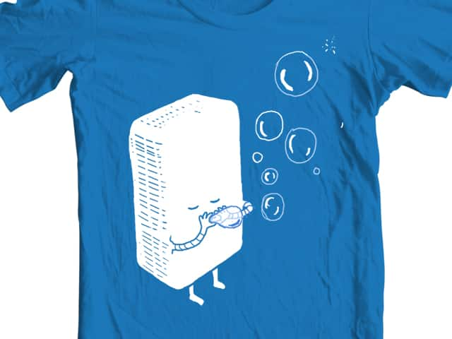 Soap Bubbles by bsweber on Threadless