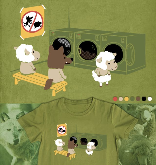 No Hunting When Laundrying by ben chen on Threadless