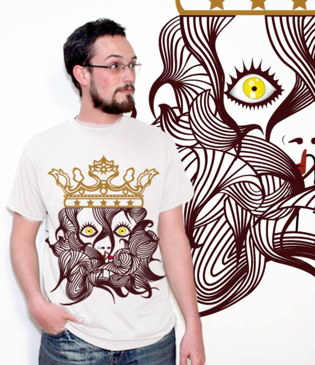 LAPRIMERA by asiscortes on Threadless