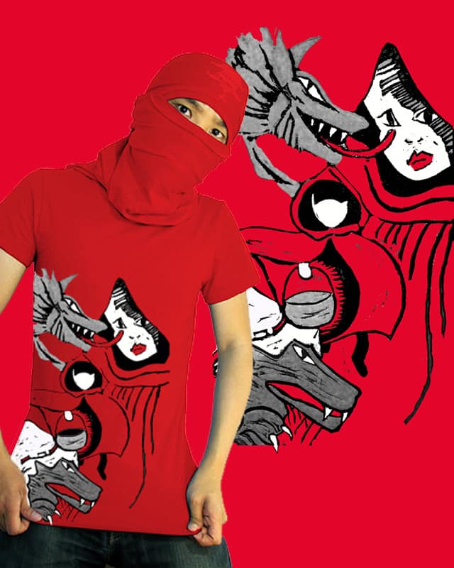 Red by Kim456 on Threadless