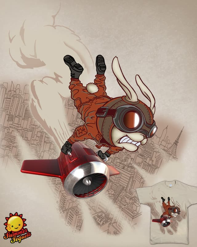 The Steampunk Skyrider by Kanzaki on Threadless