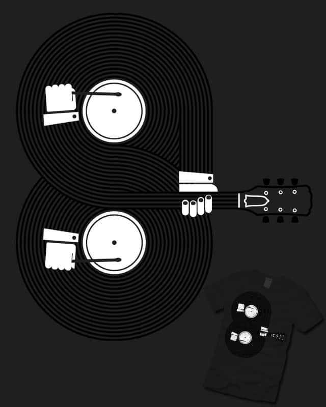 AutoTunes by TheArtRobot on Threadless