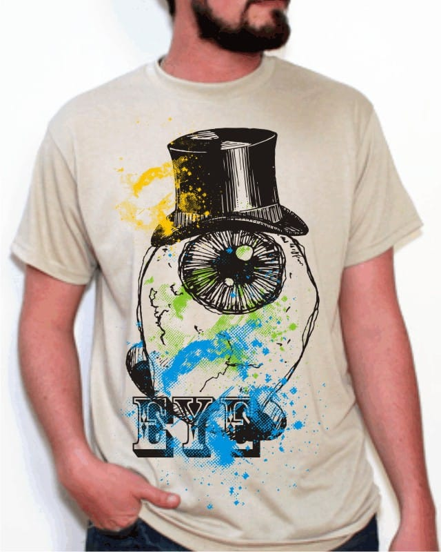 the eye by edgarscratch on Threadless