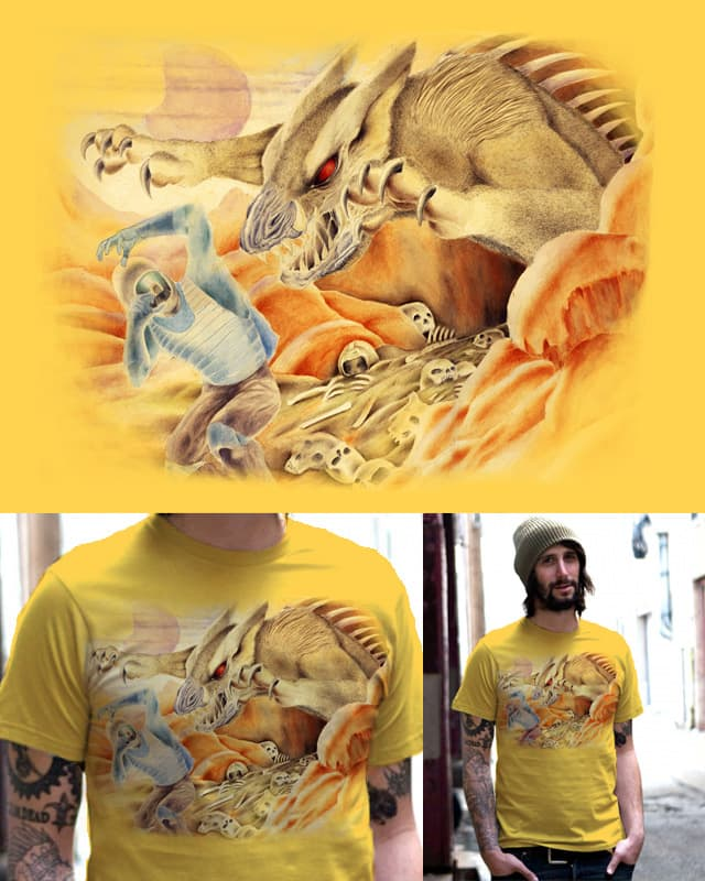 The Physical Impossibility of Death in the Mind of by opifan64 on Threadless