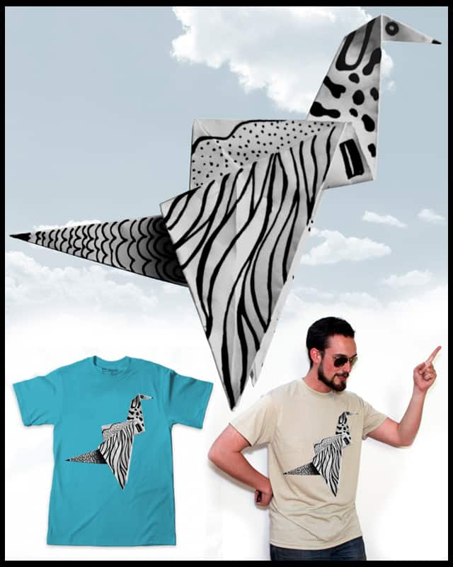 USB_DalmatianPhoenixCamelFish by sustici on Threadless