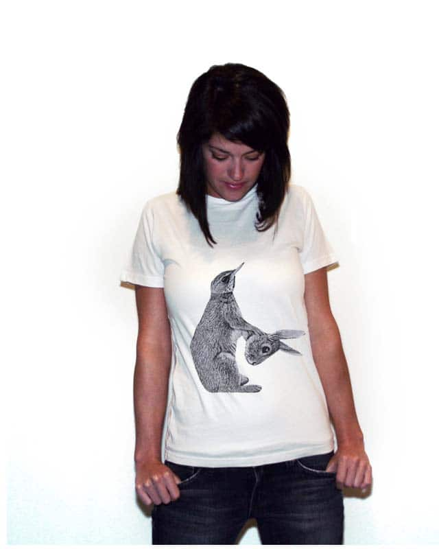 bird in a bunny suit 1 by birdinabunnysuit on Threadless